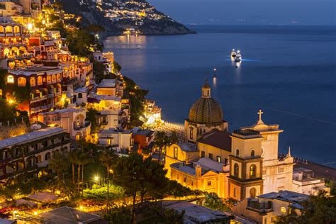 Holiday In The Amalfi Coast Or A Getaway To The Italian