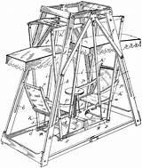 Swing Drawing Swinging Clipart Wheel Etc Getdrawings Medium sketch template