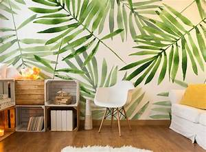 Tropical Wallpaper Trend Update Get The Jungle Look
