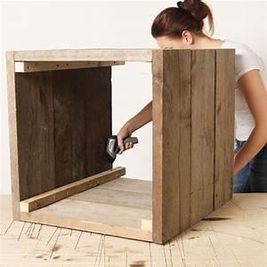 Bac En Bois Pour Potager : bricolage cr er un bac fleurs en bois prima ~ Dailycaller-alerts.com Idées de Décoration