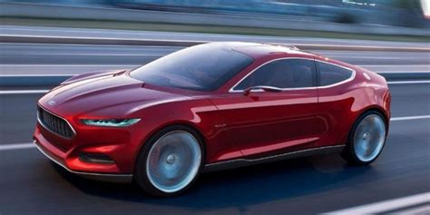 2019 Ford Fusion Expect To Get Allnew Platform And