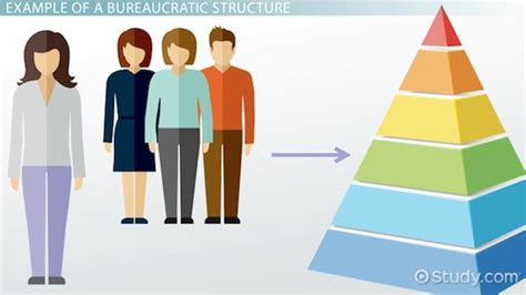 bureaucratic structure   organization definition