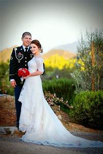 dream wedding dress for lauren39s military wedding ieie With military wedding dresses