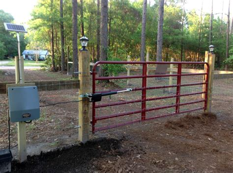 sliding gate opener solar powered automatic gates openers nucleus home