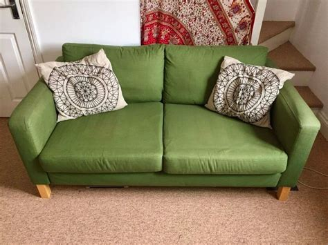 Ikea 2 Seater Sofa by Ikea Karlstad 2 Seater Green Sofa In Reading Berkshire