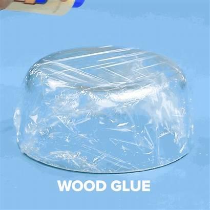 Twine Barrel Glue Bowls Tap Play Bottom