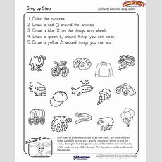 Step By Step  Critical Thinking And Logical Reasoning Worksheets For Kids Jumpstart