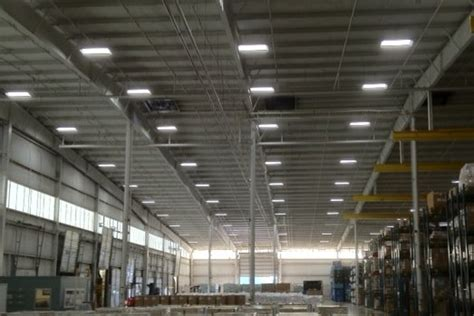 led warehouse lighting amazon ge s t5 fluorescent high bay saves br williams trucking
