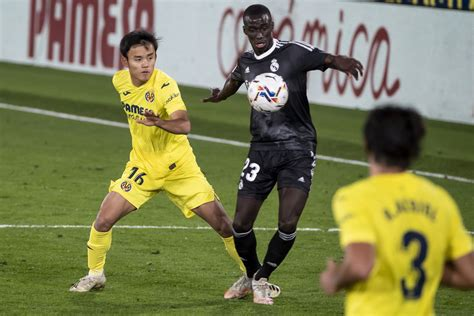 Report: Take Kubo considers leaving Villarreal ...
