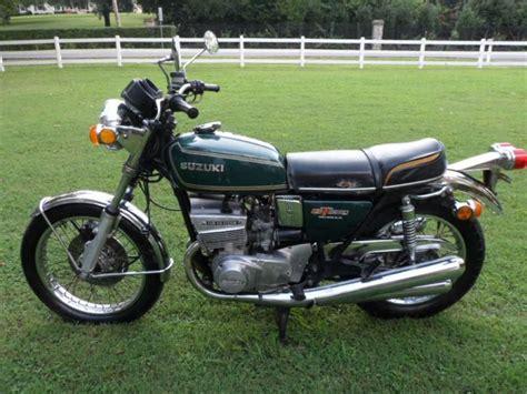 1976 Suzuki Gt550 by 1976 Suzuki Gt550 Indy Vintage Two Stroke For Sale On 2040