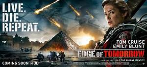 Edge of Tomorrow Poster - Emily Blunt Photo (36985853 ...