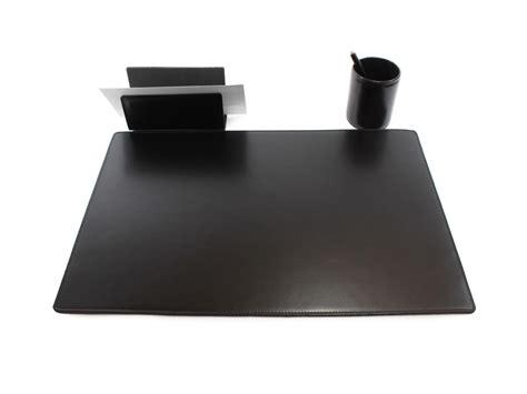 sous cuir bureau sous de bureau en cuir noir