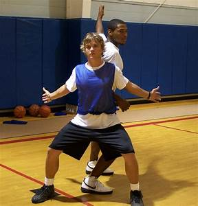 Youth Basketball Post Player Drills