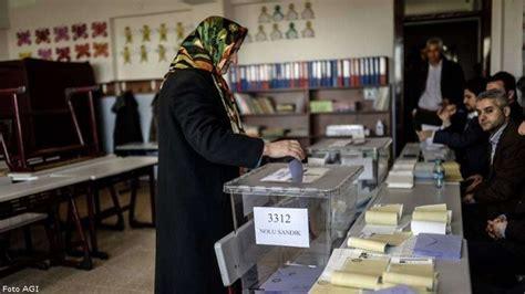 ministro ottomano in turchia il voto amministrativo 232 quasi un referendum