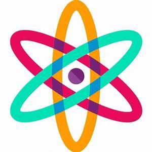 Physics - Free education icons