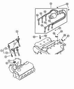 Dodge Stratus Cable Kit  Ignition  Contains 1 And 3