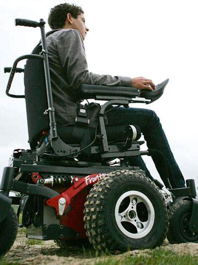 frontier  terrain wheelchair
