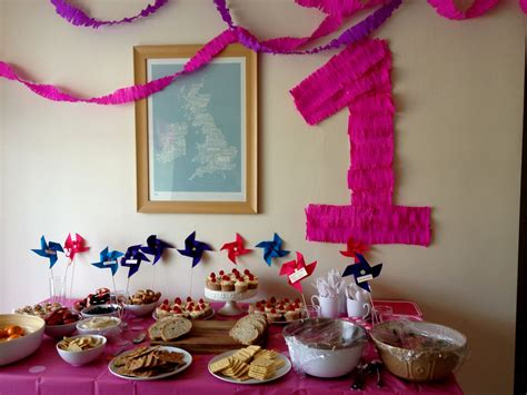 fresh  birthday decoration ideas  home  girl