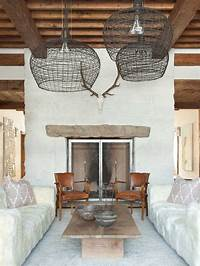 rustic chic decor Rustic Chic Revival in Classic Cabin with Eclectic Details
