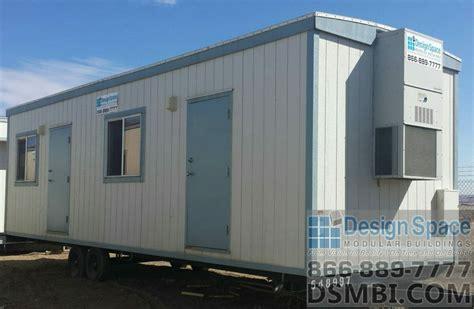 Office Space Trailer by Design Space Modular Buildings Inc