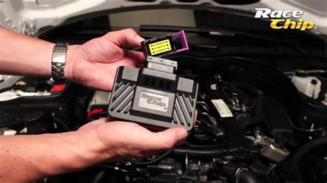 racechip chip tuning install video mercedes   cdi