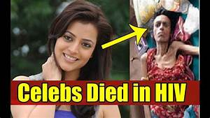 12 Famous Celebrities Who Died Of HIV And Other STDs - YouTube
