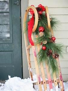 Holz Deko Weihnachten Draußen : tolle weihnachten t rdekoration ~ Yasmunasinghe.com Haus und Dekorationen