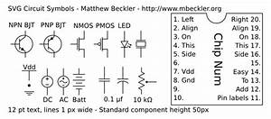 Image Result For Electronic Symbols And Names