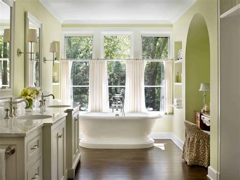 Curtain For Small Bathroom Window by Tips Ideas For Choosing Bathroom Window Curtains With