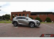2018 Lexus NX 300h Sports Luxury Review ForceGTcom