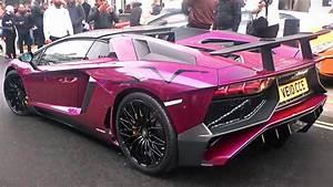 Aventador Sv Roadster : viola ophelia lamborghini aventador sv roadster in london youtube ~ Medecine-chirurgie-esthetiques.com Avis de Voitures
