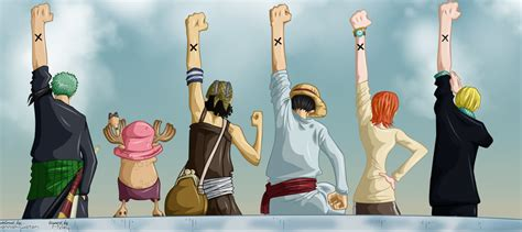 Nakama Coloring By Annahiwatari On Deviantart