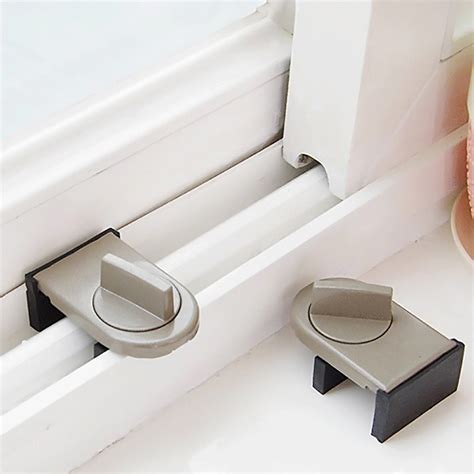 Topboutique Sliding Sash Stopper Cabinet Locks Straps ...
