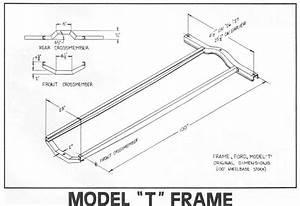 Building A Model T Frame