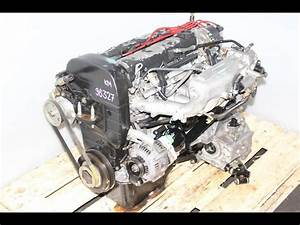 Honda Civic D16a8 1 6l Dohc Engine And 5speed Transmission