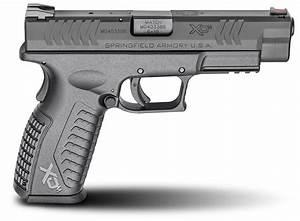 """XD-M® 4.5"""" 9MM Pistol   Best Handguns for Women & Men"""