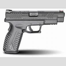 """Xd(m)® 45"""" 9mm Pistol  Best Handguns For Women & Men"""