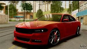 Dodge Charger Rt 2015 For Gta San Andreas
