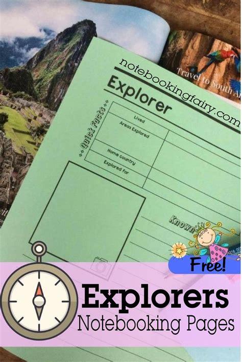 images  explorers unit  pinterest
