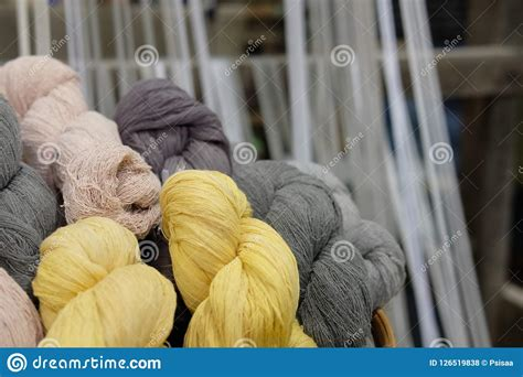 dyeing cotton thread yarn raw material  textile