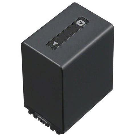 sony np fv100 rechargeable li ion battery camerapowerpro