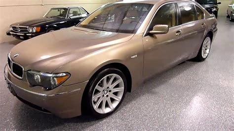 2003 Bmw 745li 4dr Sedan (#2010) (sold) Youtube