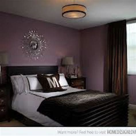 Chocolate Brown Decorating Ideas by Purple Chocolate Brown Decor Home Brown