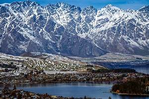 The Remarkables Photograph by John White