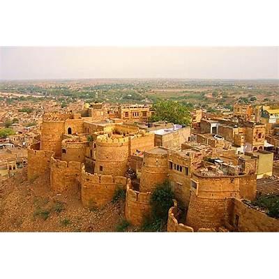 Jaisalmer Fort Rajasthan - World Heritage Site