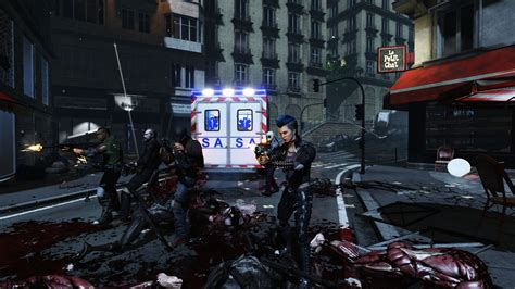 killing floor 2 ps4 killing floor 2 coming to ps4 gamespot