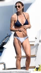 sylvester stallone bikini back to post jennifer flavin wearing bikini in france