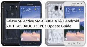 6 0 1  Galaxy S6 Active Sm
