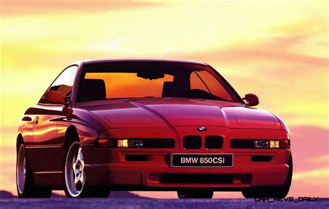 Bmw E31 840i, 850i And 850csi Celebrate 25th-anniversary