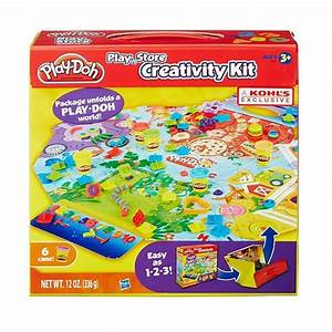 play doh play 39n store creativity kit only 1999 reg With play doh numbers letters n fun 35 pieces